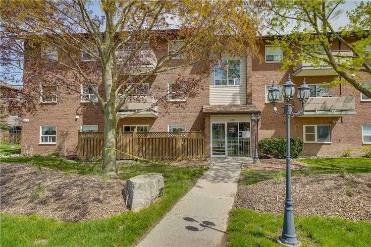 4 612 GREY Street - Brantford Apartment for sale, 2 Bedrooms (H4052238)