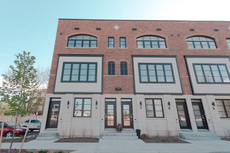 6 405 PLAINS Road E - Burlington Row / Townhouse for sale, 2 Bedrooms (H4056325)