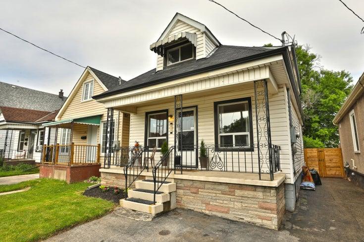 137 Barons Avenue North - Hamilton Single Family for sale, 4 Bedrooms (H4079982)