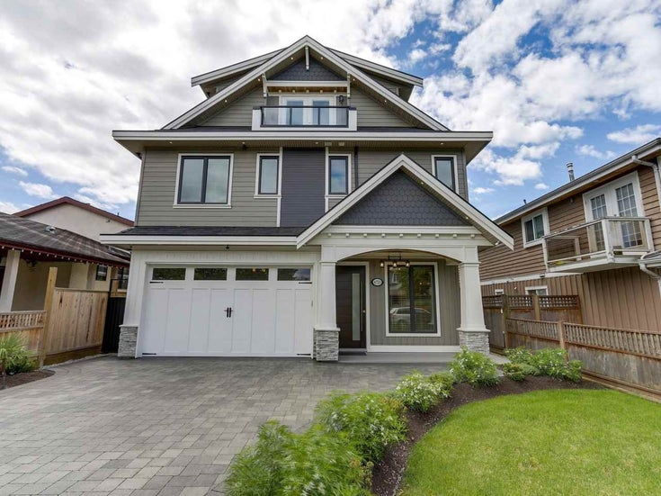 4720 WINDJAMMER DRIVE - Steveston South House/Single Family for sale, 5 Bedrooms (R2288264)