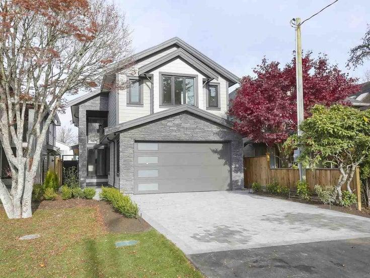 3899 GARRY STREET - Steveston Village House/Single Family for sale, 4 Bedrooms (R2452730)