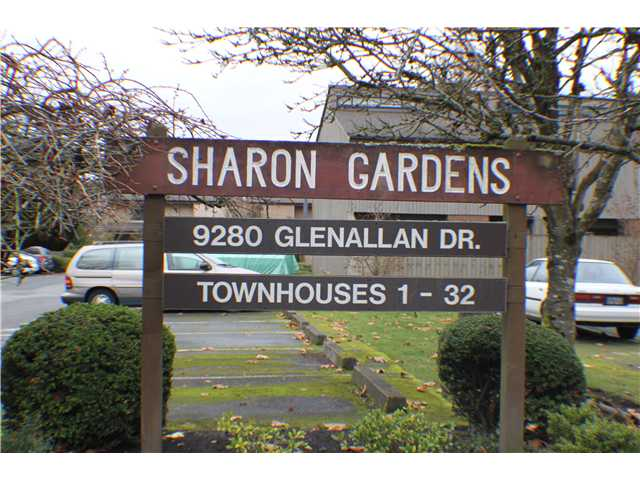 # 4 9280 GLENALLAN DR - Saunders Townhouse for sale, 2 Bedrooms (V1036198)