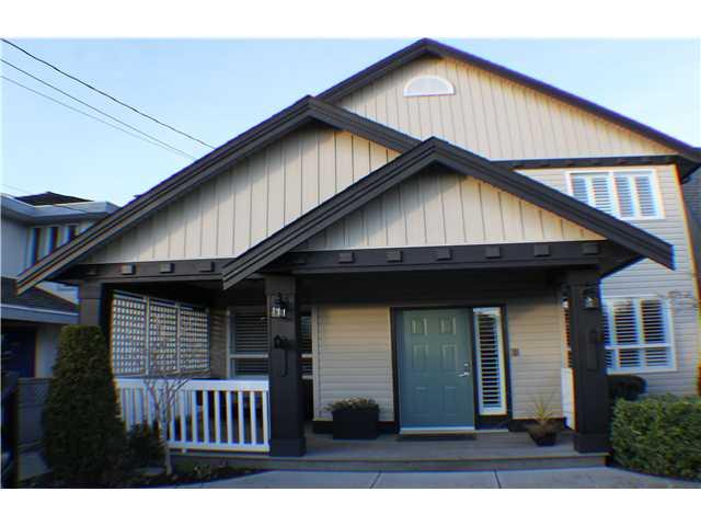 3831 RICHMOND ST - Steveston Village House/Single Family for sale, 4 Bedrooms (V1037235)