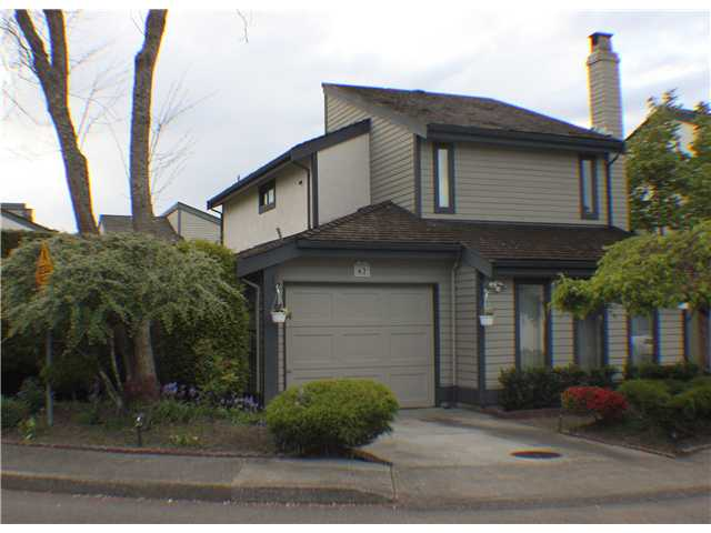 # 62 6245 SHERIDAN RD - Woodwards House/Single Family for sale, 3 Bedrooms (V1063112)