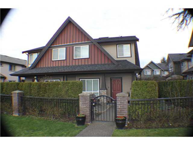 # 14 11100 NO 1 RD - Steveston South Townhouse for sale, 4 Bedrooms (V1106823)