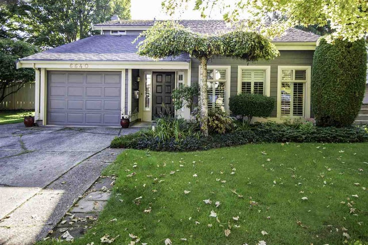 6640 SHAWNIGAN PLACE - Woodwards House/Single Family for sale, 3 Bedrooms (R2004773)