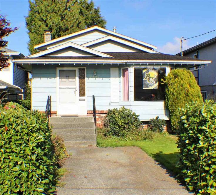 3597 GARRY STREET - Steveston Village House/Single Family for sale, 4 Bedrooms (R2010775)