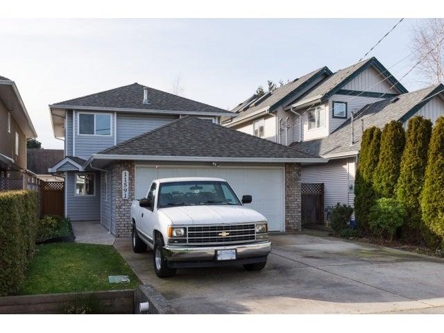 11591 4TH AVENUE - Steveston Village House/Single Family for sale, 4 Bedrooms (R2037469)