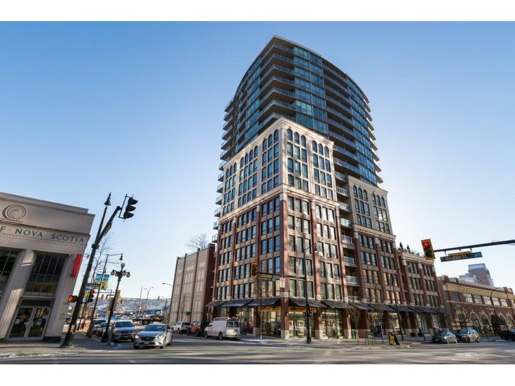 503 14 BEGBIE STREET - Quay Apartment/Condo for sale, 1 Bedroom (R2125535)