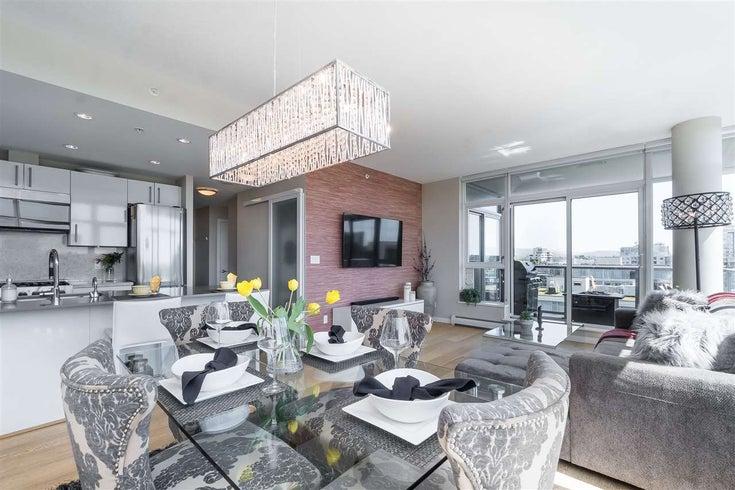 1703 168 W 1ST AVENUE - False Creek Apartment/Condo for sale, 2 Bedrooms (R2455048)