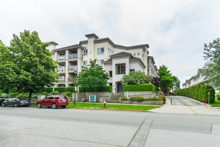 208 5500 ANDREWS ROAD - Steveston South Apartment/Condo for sale, 1 Bedroom (R2464791)
