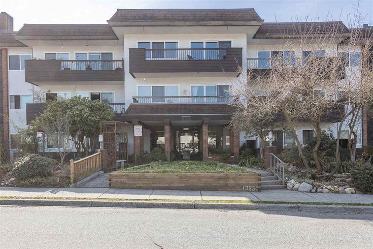 307 13530 HILTON ROAD - Bolivar Heights Apartment/Condo for sale, 1 Bedroom (R2550695)