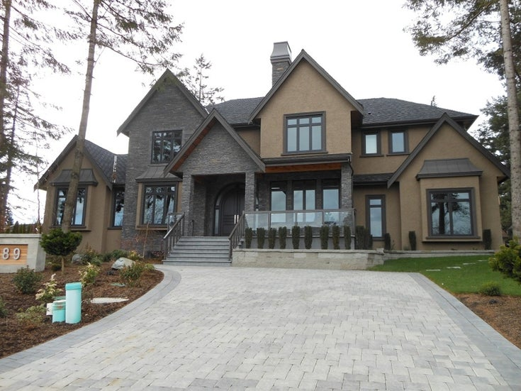 5889 West Kettle Creek, Surrey, BC - Panorama Ridge House/Single Family for sale, 8 Bedrooms