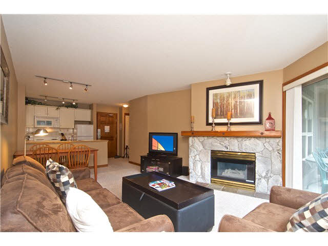 134 4800 SPEARHEAD DRIVE - Benchlands Apartment/Condo for sale, 1 Bedroom (V1130038)