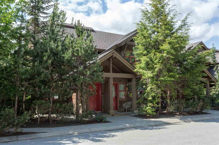 22 4652 BLACKCOMB WAY - Benchlands Townhouse for sale, 2 Bedrooms (R2076587)