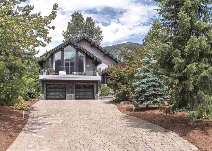 8423 GOLDEN BEAR PLACE - Green Lake Estates House/Single Family for sale, 4 Bedrooms (R2094659)
