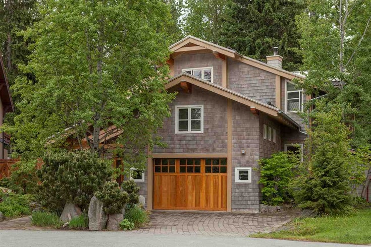 6418 EASY STREET - Whistler Cay Estates House/Single Family for sale, 3 Bedrooms (R2172521)