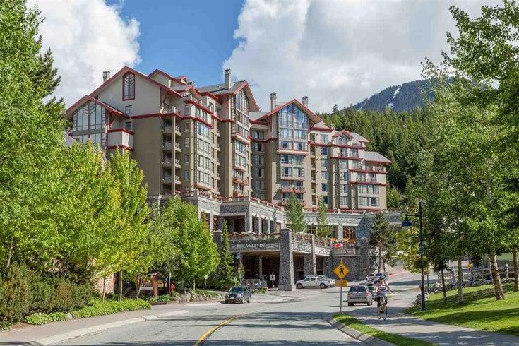356 4090 WHISTLER WAY - Whistler Village Apartment/Condo for sale, 1 Bedroom (R2187499)