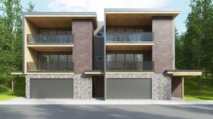 4 1350 CLOUDBURST DRIVE - Cheakamus Crossing 1/2 Duplex for sale, 3 Bedrooms (R2215763)