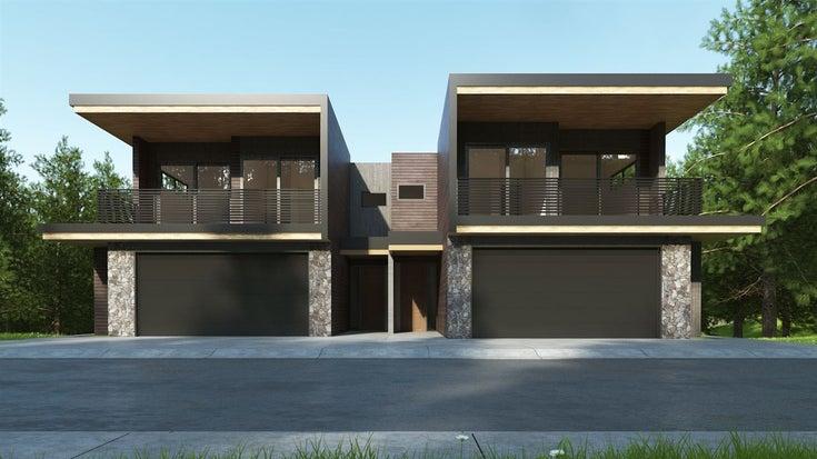 23 1350 CLOUDBURST DRIVE - Cheakamus Crossing 1/2 Duplex for sale, 4 Bedrooms (R2215764)