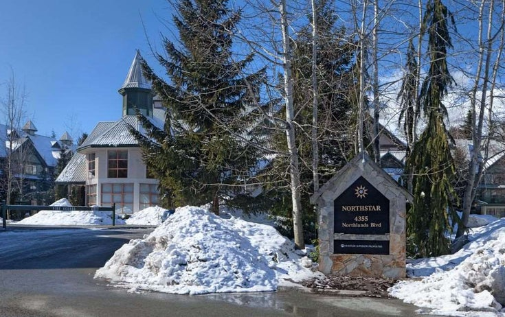 45 4355 NORTHLANDS BOULEVARD - Whistler Village Townhouse for sale, 2 Bedrooms (R2275353)