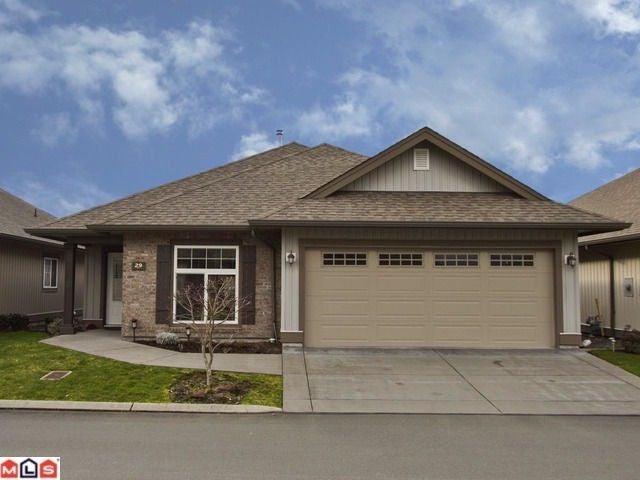 # 29 45752 STEVENSON RD - Sardis East Vedder Rd House/Single Family for sale, 2 Bedrooms (H1201188)
