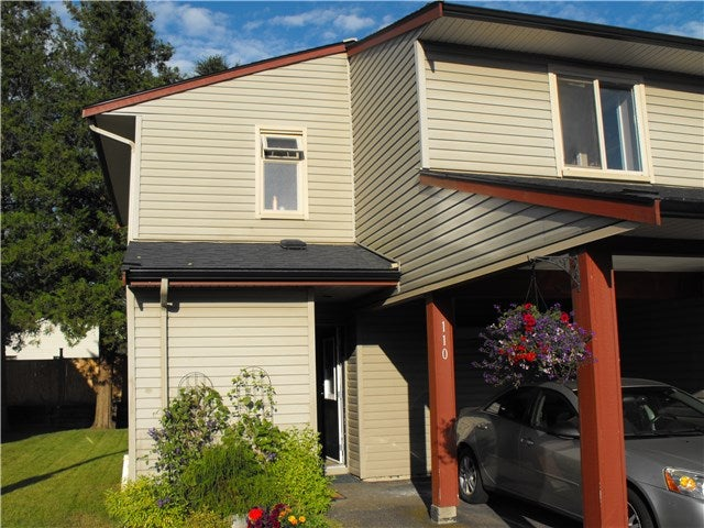 # 110 27456 32ND AV - Aldergrove Langley Townhouse for sale, 3 Bedrooms (F1445100)