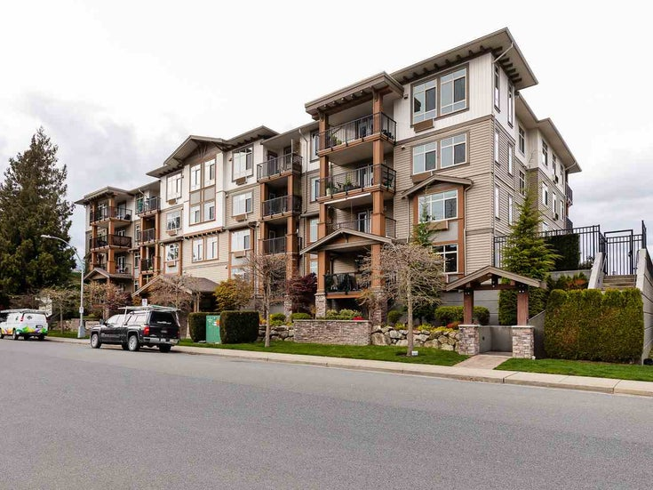 202 45665 PATTEN AVENUE - Chilliwack W Young-Well Apartment/Condo for sale, 2 Bedrooms (R2359709)