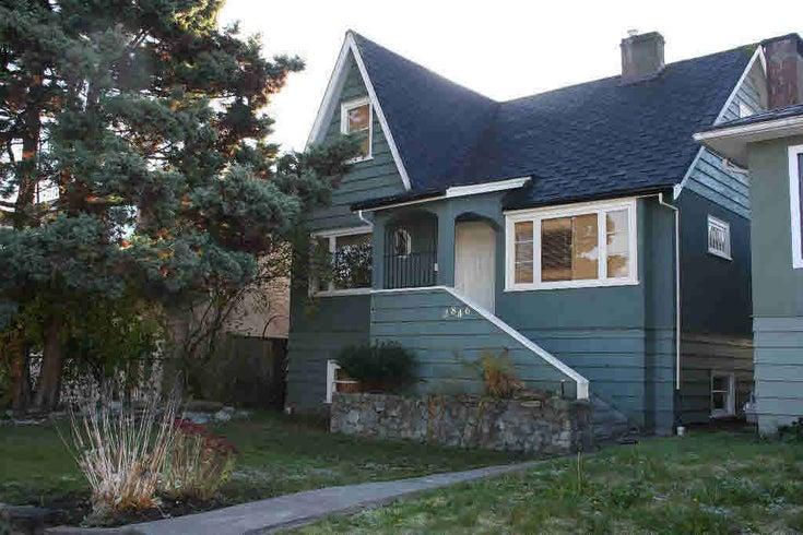 2846 E 18th Avenue - Renfrew Heights House/Single Family for sale(V675636)
