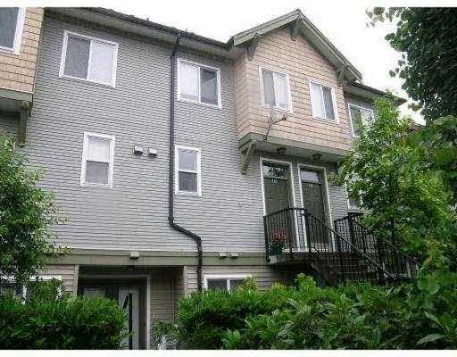113 4238 Albert Street - Vancouver Heights Townhouse for sale(V794693)