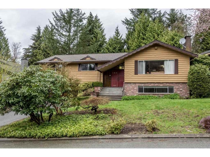986 Gilroy Crescent - Coquitlam West House/Single Family for sale(R2155587)