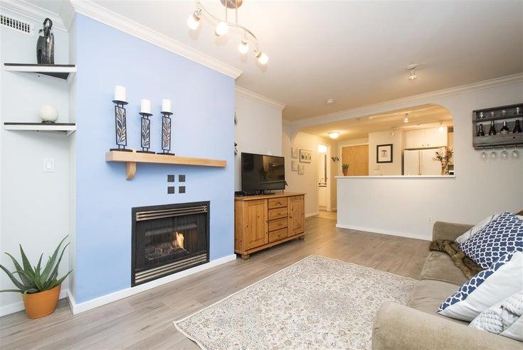 101 1111 Lynn Valley Road - Lynn Valley Apartment/Condo for sale(R2219830)