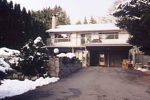 1370 Chamberlain Drive - Lynn Valley House/Single Family for sale(V078982)
