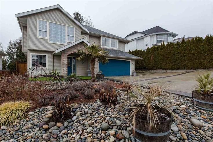 8386 Casselman Crescent - Mission BC House/Single Family for sale(R2349527)