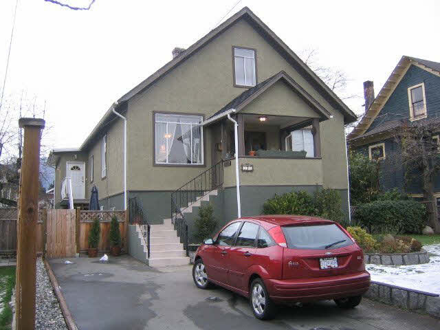 344 E 9th Street - Central Lonsdale House/Single Family for sale(V566145)