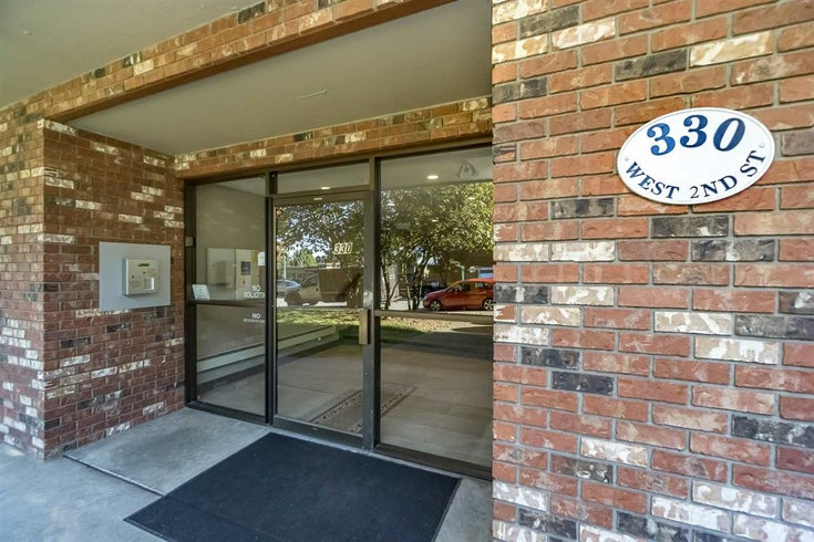 103 330 W 2ND STREET - Lower Lonsdale Apartment/Condo for sale, 2 Bedrooms (R2218260)