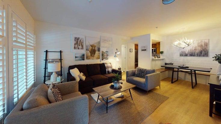 25 4355 NORTHLANDS BOULEVARD - Whistler Village Apartment/Condo for sale, 1 Bedroom (R2530030)
