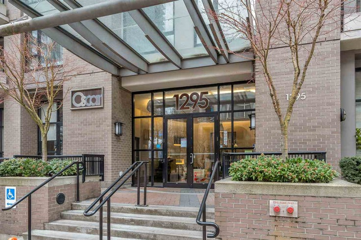 507 1295 RICHARDS STREET - Downtown VW Apartment/Condo for sale, 1 Bedroom (R2545415)