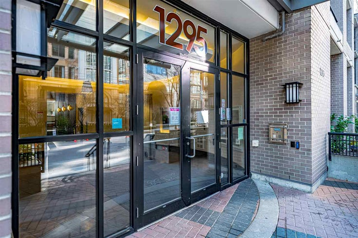 702 1295 RICHARDS STREET - Yaletown Apartment/Condo for sale, 1 Bedroom (R2551585)