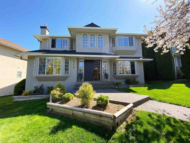 8736 YARROW PLACE - The Crest House/Single Family for sale, 5 Bedrooms (R2568887)