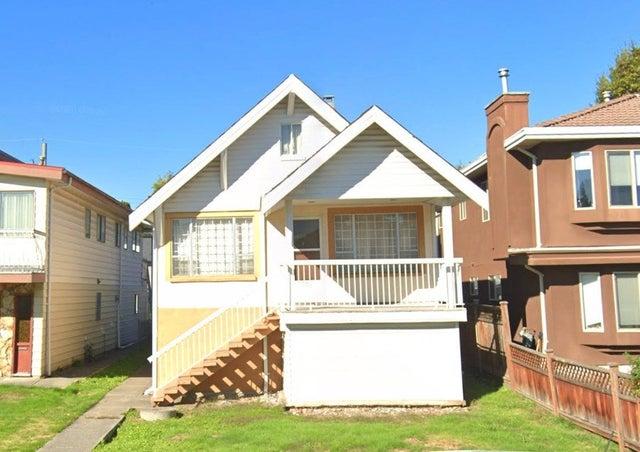 3285 ADANAC STREET - Renfrew VE House/Single Family for sale, 4 Bedrooms (R2593816)