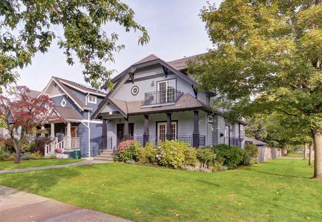 105 W 20TH AVENUE - Cambie House/Single Family for sale, 6 Bedrooms (R2615907)