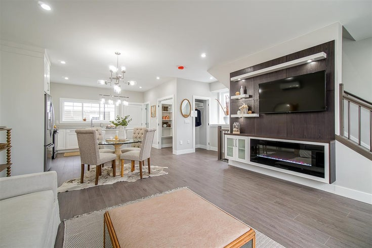 3 19483 74 AVENUE - Clayton Townhouse for sale, 3 Bedrooms (R2525444)