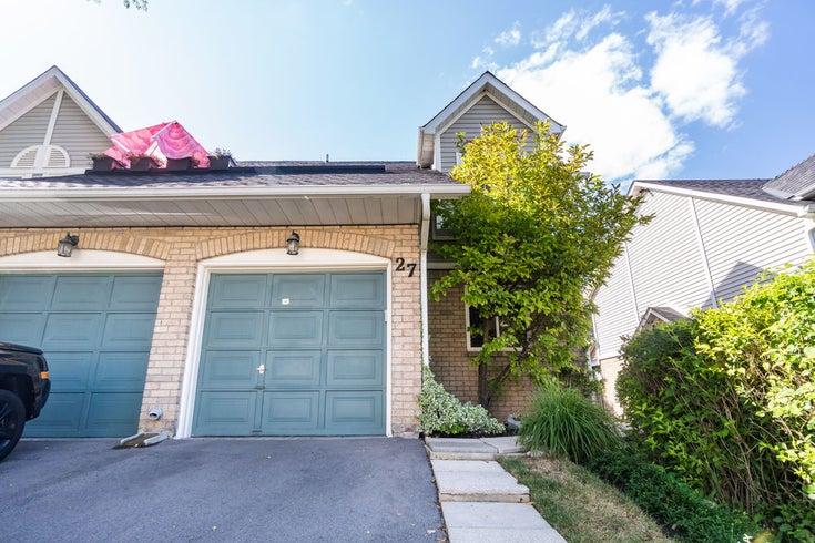 2530 Northampton Blvd., Unit 27, Burlington, ON L7M 4B4 - Burlington TWNHS for sale, 2 Bedrooms (30827705)