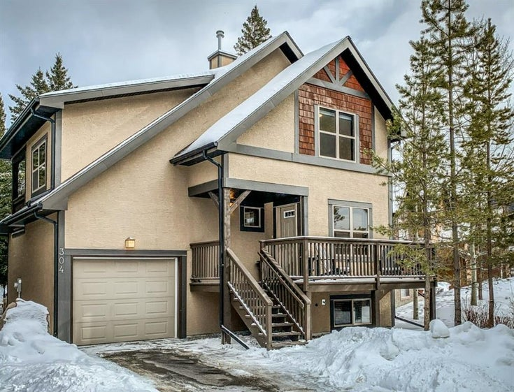 304, 108  Armstrong Place  - Three Sisters Detached for sale, 3 Bedrooms (A1072636)