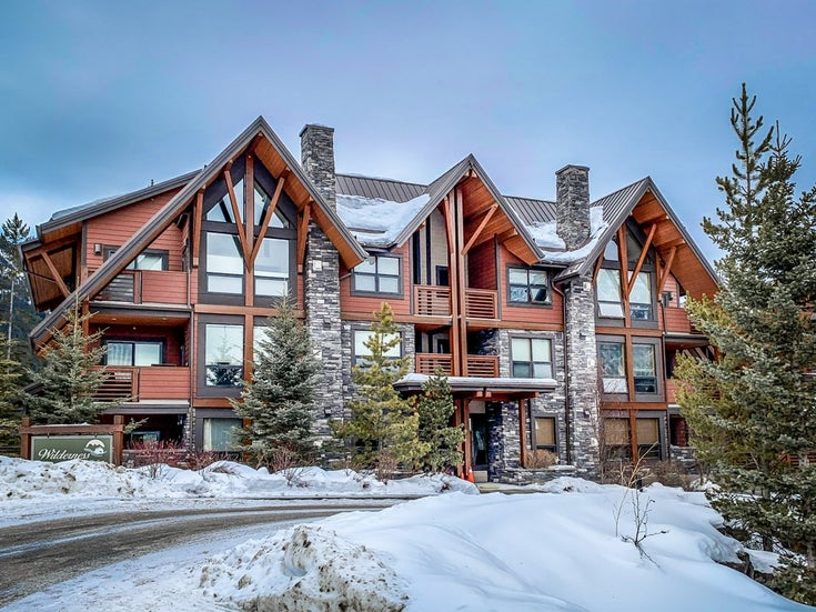 302-2100B, Stewart Creek Drive, Canmore AB - canmore APTU for sale, 2 Bedrooms (51731)
