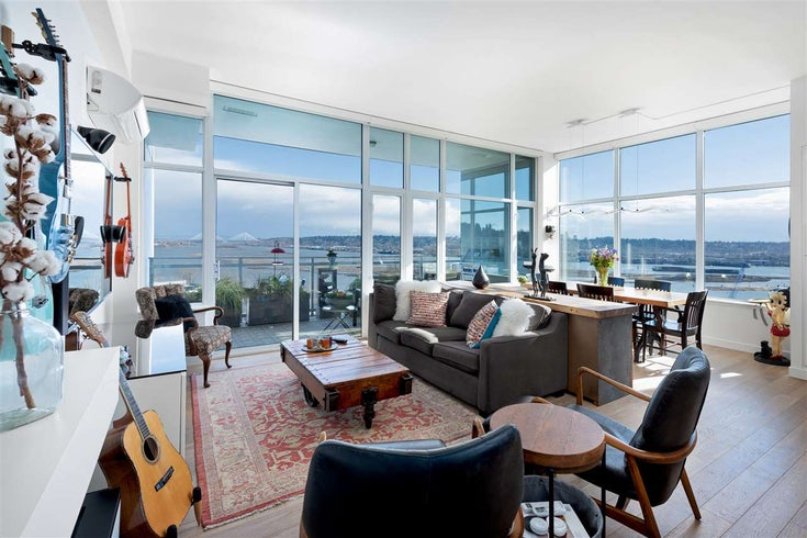 PH2 200 NELSON'S CRESCENT - Sapperton Apartment/Condo for sale, 3 Bedrooms (R2544254)