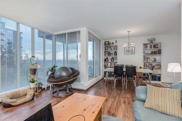 601 3061 E KENT AVENUE NORTH - South Marine Apartment/Condo for sale, 2 Bedrooms (R2573421)