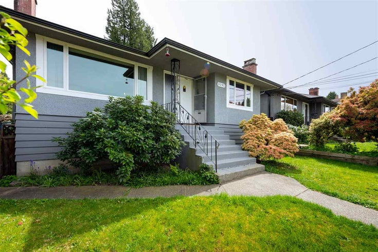 8292 17TH AVENUE - East Burnaby House/Single Family for sale, 4 Bedrooms (R2588791)