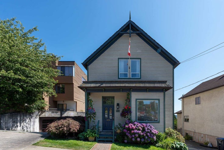 818 MILTON STREET - Uptown NW House/Single Family for sale, 2 Bedrooms (R2606504)